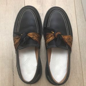 Maison Margiela loafer with bow tie IT 38.5